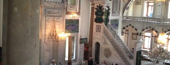 Gazi Ahmet Paşa Camii is one of MİMAR SİNAN ESERLERİ.
