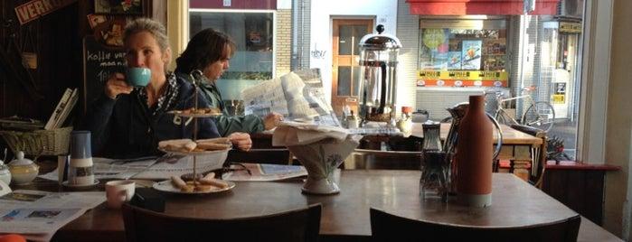 Koffie & thee is one of Hotspots in Arnhem by As We Speak.