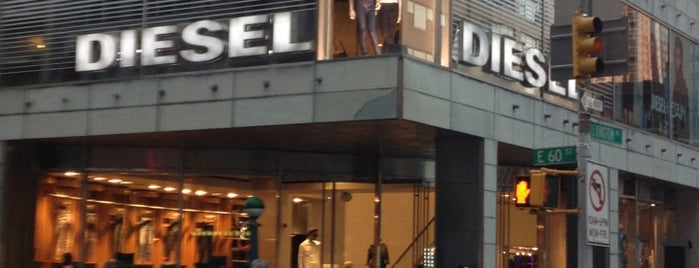 Diesel is one of Guide to New York's best spots.
