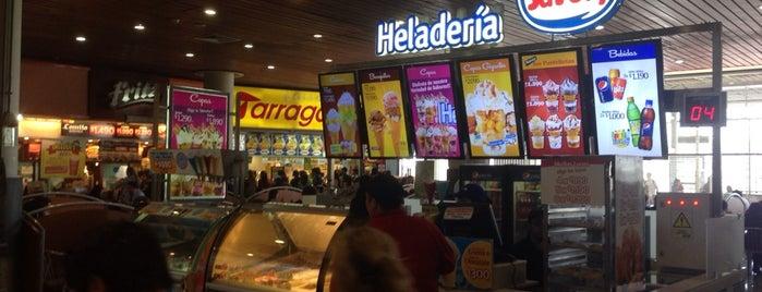 Patio Comidas Intermodal is one of Gastronomía en Santiago de Chile.