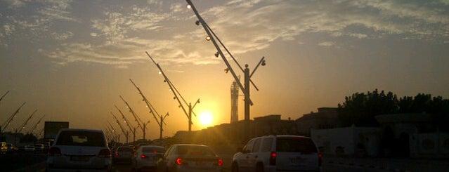 Al Waab St is one of My Doha..
