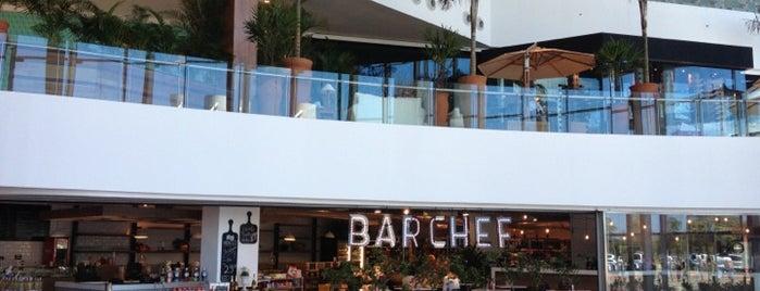 Barchef Mercado Gourmet is one of REC.