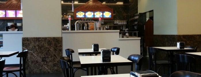 Café Luso is one of Tempat yang Disimpan MENU.