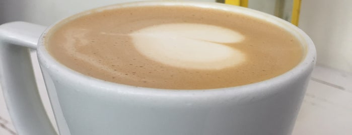 Vivid Lounge is one of Manchester Coffee Addicts.