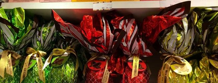 Chocolates Brasil Cacau is one of Docerias/Sobremesas.