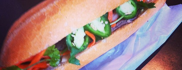 Lu's Sandwiches is one of The 15 Best Places for Sandwiches in Minneapolis.