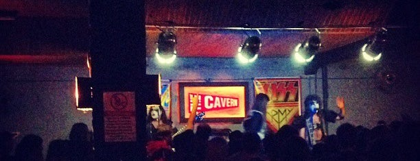 The Cavern Bar is one of tops.
