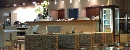 Lufthansa Business Lounge is one of «Московские новости» каждый день.