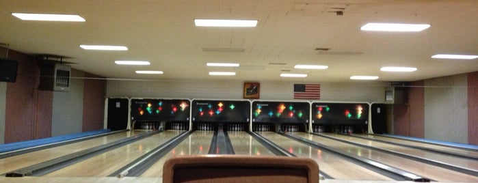 Vernon Lanes/Club is one of The Urban Bourbon Trail.