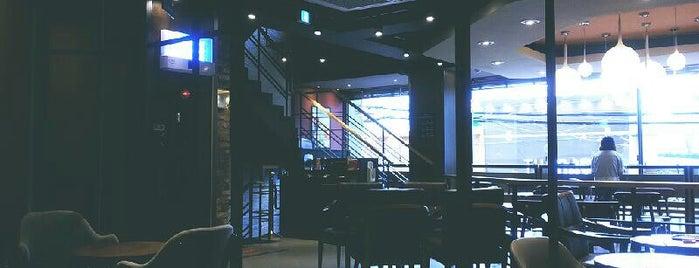 HOLLYS COFFEE is one of Must-visit Cafés in Daegu.