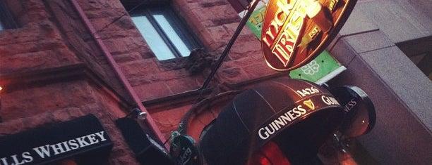 McKibbin's Irish Pub is one of Best pubs in Montréal.