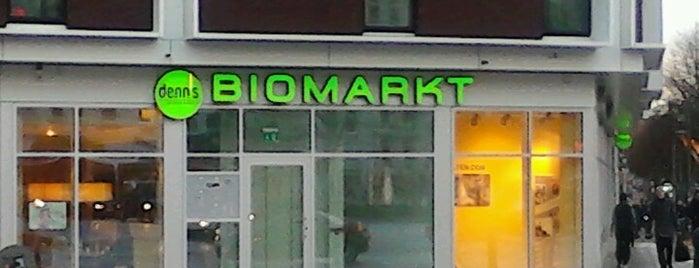 denn's Biomarkt is one of Alles in Hamburg.