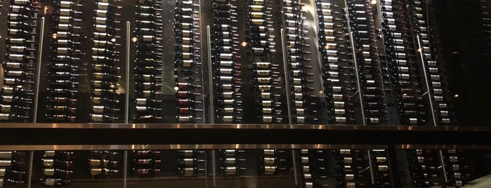 Cibo Wine Bar is one of restaurants to try.