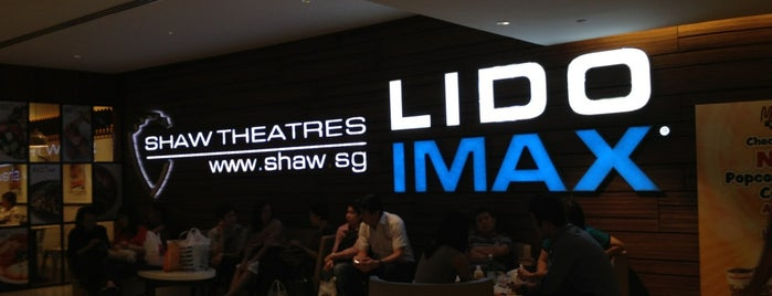 Shaw Theatres is one of Must-visit Movie Theaters in Singapore.