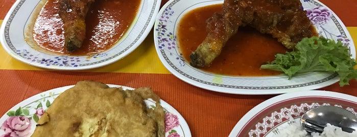 Nora Tomyam & Seafood @ Medan Selera is one of Makan @ KL #1.