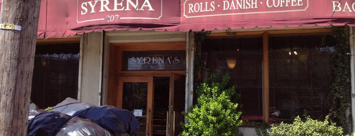Syrena Bakery is one of Straight from the GPT.
