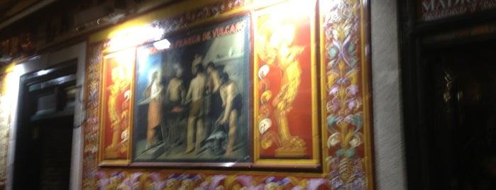 La Fragua De Vulcano is one of Madrid (Best of).