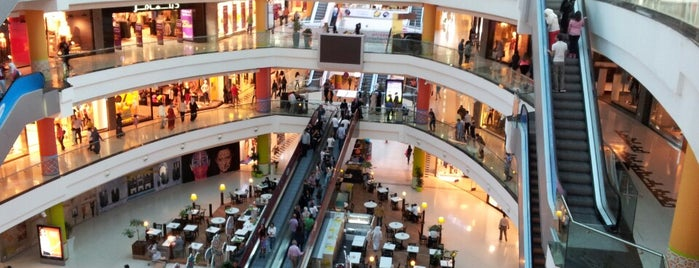 City Mall is one of the usual hangouts.