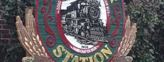 Flossmoor Station Restaurant & Brewery is one of Beer / RateBeer's Top 100 Brewers [2015].
