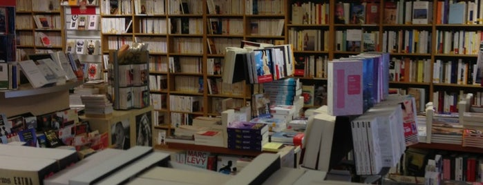 Gibert Joseph is one of Libraries and Bookshops.