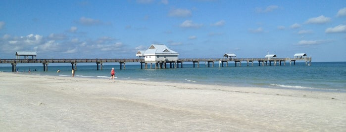 Clearwater Beach is one of The 50 Most Popular Beaches in the U.S..