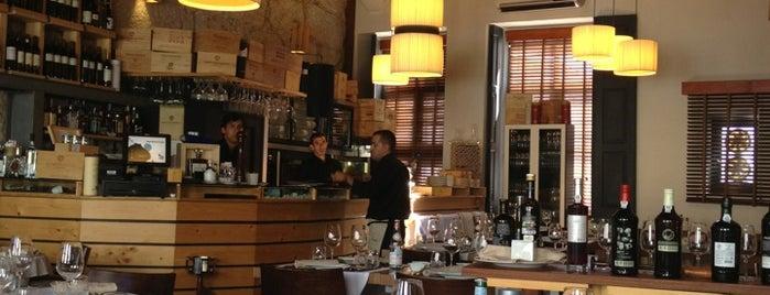 La Ricotta is one of Restaurantes (Grande Porto).