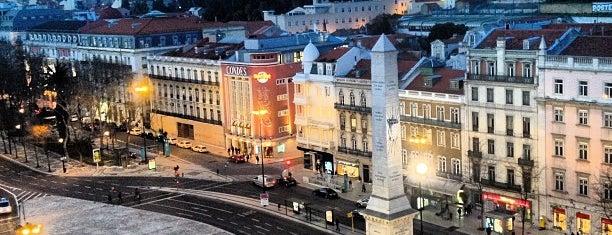 Praça dos Restauradores is one of Lissabon.