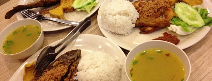 Ayam Penyet Express is one of Feed up.