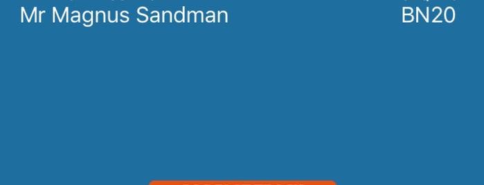 (SK) SAS - Scandinavian Airlines 160 is one of Airport Flights.