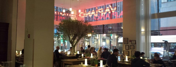 Vapiano is one of Recommendations in Chicago.