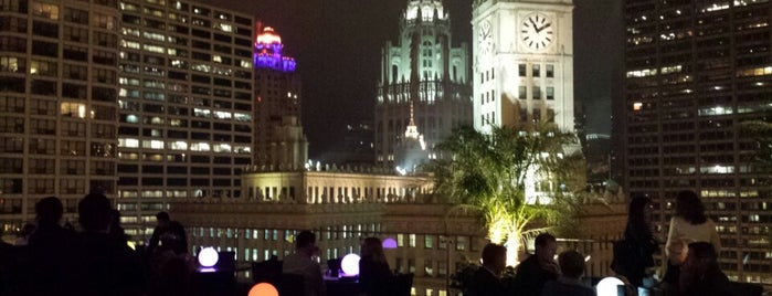 The Terrace at Trump is one of Recommendations in Chicago.