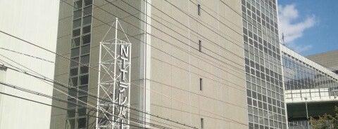 NTTテレパーク堂島第2ビル is one of IDC JP.