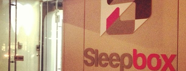 Sleepbox Hotel is one of MoscowBest.