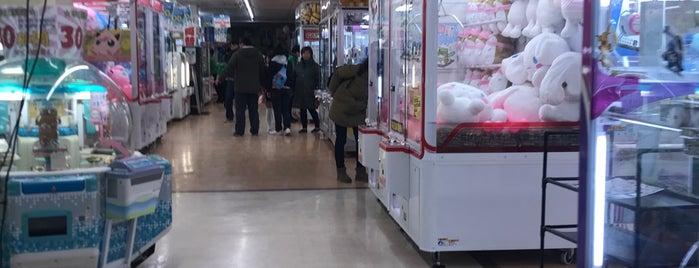 キャッツアイ 西葛西店 is one of QMA設置店舗(東京区部山手線外).