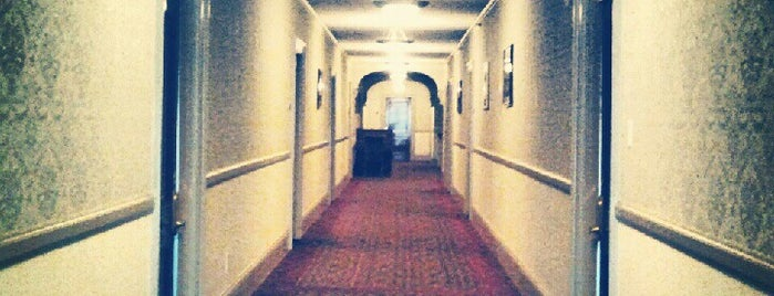 Stanley Hotel is one of Niiiice sruff.