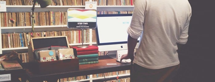 Brooklyn Art Library is one of Hit List: New York.