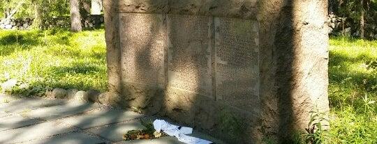 Deutscher Soldatenfriedhof is one of Patsaat ja muistomerkit.
