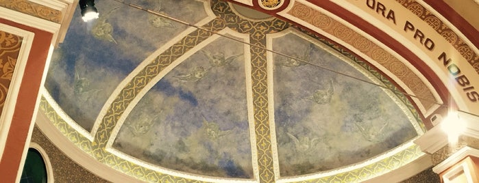 Yeldeğirmeni Sanat (Notre Dame du Rosaire Kilisesi) is one of İstanbul.