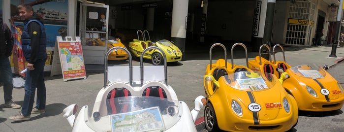 GoCar GPS Guided Tours is one of Eat, Drink & Enjoy San Francisco.