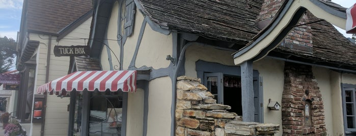 The Tuck Box is one of Carmel.