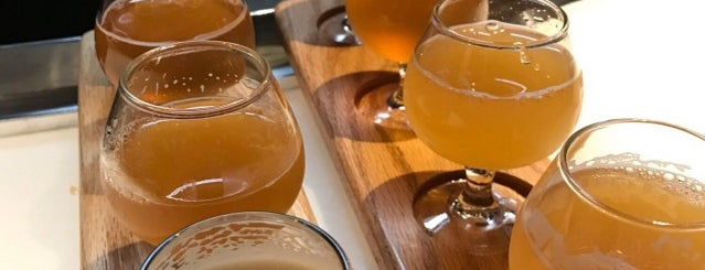 Old Orange Brewing Co. is one of Breweries - Southern CA.