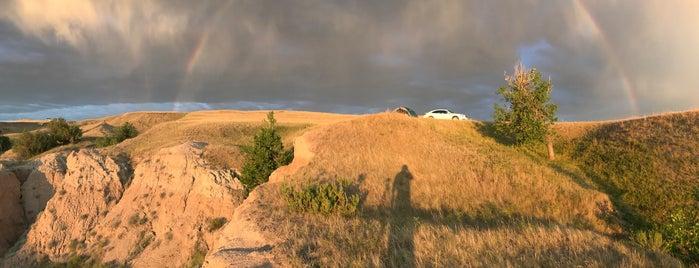 Buffalo Gap National Grassland is one of Rapid City, SD.