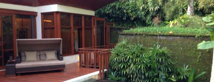 Four Seasons Resort Bali at Sayan is one of Best Hotels in Bali.