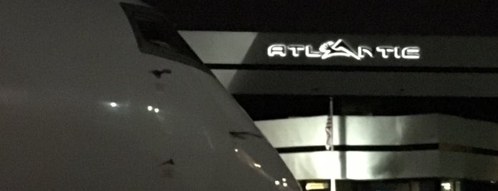 Atlantic Aviation (SJC) is one of Hopster's Airports 1.