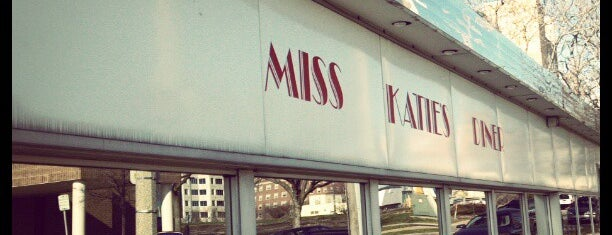 Miss Katie's Diner is one of The 15 Best Places for Brunch Food in Milwaukee.