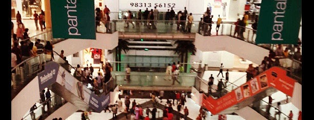 South City Mall is one of Kolkata.