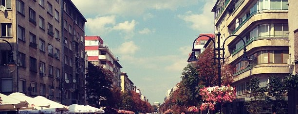 бул. Витоша (Vitosha blvd) is one of My Sofia Guide for cool places.