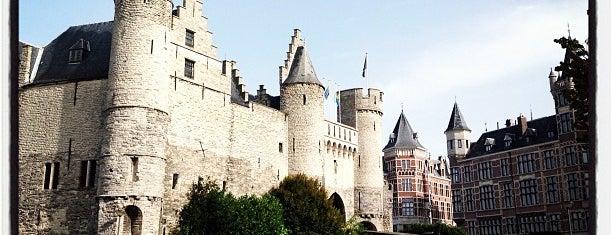Antwerp is one of Antwerpen #4sqCities.