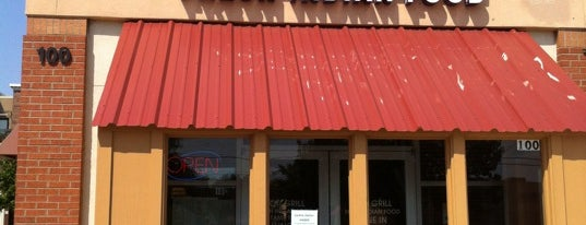 Roti Grill is one of DFW -More Great Food.