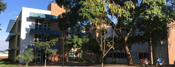 Faculdade de Administração, Ciências Contábeis e Ciências Econômicas (Face) is one of UFG (Câmpus II).